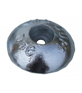 Aluminium Hull Anode - AD56X - Bolt On - DISC 0.4 KGS NOM NET WEIGHT