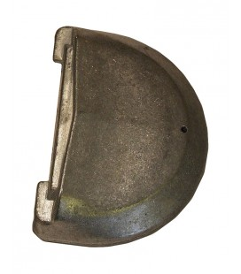 Zinc Engine Anode - CM3855411Z - VOLVO PENTA TRANSOM PLATE FOR SX DRIVE