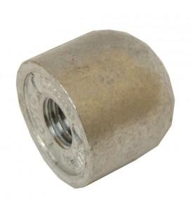 Aluminium Engine Anode - CM55989A - MERCURY/MERCRUISER GIMBAL BOLT HEAD
