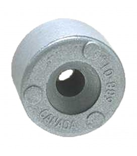 Zinc Engine Anode - CM6884525101 - YAMAHA - BUTTON -