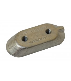 Zinc Engine Anode - CM6E04525111 - YAMAHA & HONDA - SMALL BLOCK
