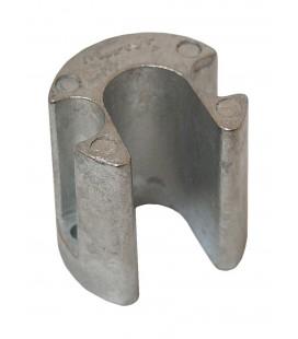 Magnesium Engine Anode - CM806190M - MERCURY/MERCRUISER BRAVO LIFT-TRIM CYLINDER RAM HORSESHOE - GEN II