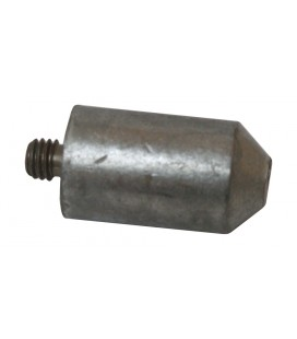 Zinc Engine Anode - CM823661Z - VOLVO PENTA PENCIL