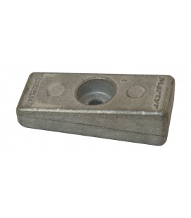 Zinc Engine Anode - CM826134Z - MERCURY/MERCRUISER & HONDA WEDGE - 75