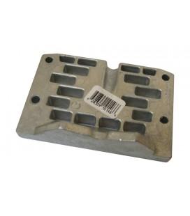 Zinc Engine Anode - CM982277Z - BOMBARDIER/JOHNSON/EVINRUDE WAFFLE BLOCK