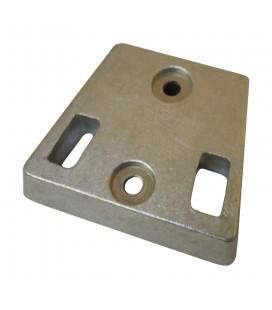 Zinc Engine Anode - CM984547Z - BOMBARDIER/JOHNSON/EVINRUDE BLOCK - TRANSOM MOUNT