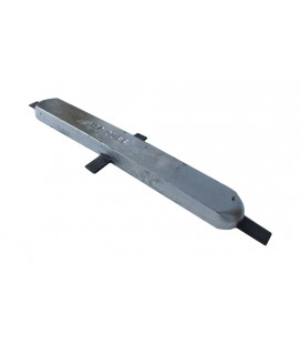 Aluminium Hull Anode - AD82 - Weld On - 7.5 KGS NOM NET WEIGHT