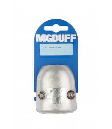 """Zinc Shaft Anode With Insert Anode - MGD1 14 - TO SUIT 1 1/4"""""""