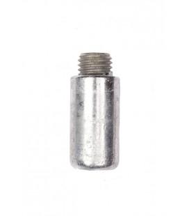 "Zinc Pencil Anode - P10502 - 1.05"" DIA X 2"" (USE WITH PP1000B PLUG)"