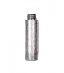 "Zinc Pencil Anode - P10503 - 1.05"" DIA X 3"" (USE WITH PP1000B PLUG)"