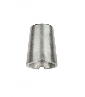 45MM SOLE DIESEL PROP NUT ANODE - SOLE45 -