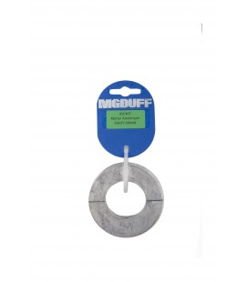 ALUMINIUM THIN SHAFT COLLAR TO SUIT 40MM - ASC40T -