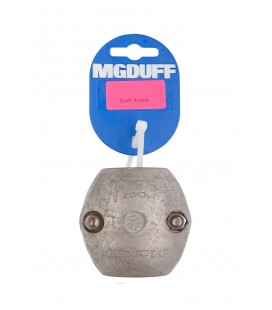 Zinc Shaft Anode Anode - ZSA155 - TO SUIT DIA 40MM