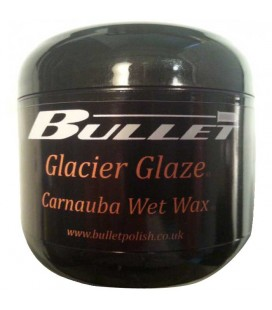 Bullet Concourse Paste Carnauba Wax
