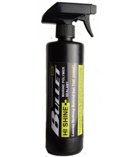 Bullet Carnauba Crème Glaze- 250ml - (With a  cut of 1)