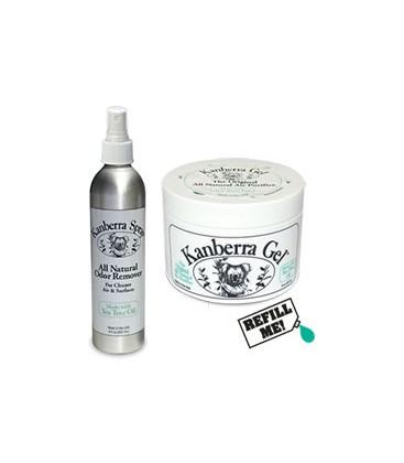 Combo Pack 56g Gel/57ml Spray (2ozS/2ozG)